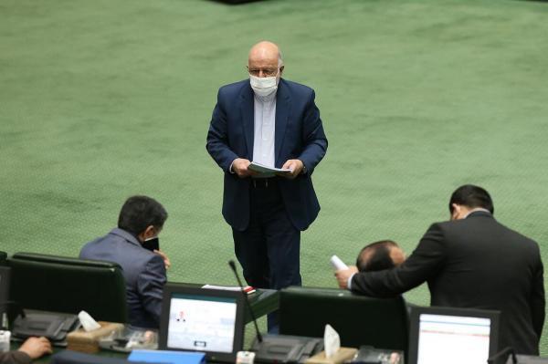 پرسش نمایندگان مجلس از وزیر نفت اعلام وصول شد